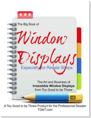 Big Book of Window Displays from TGtbT.com