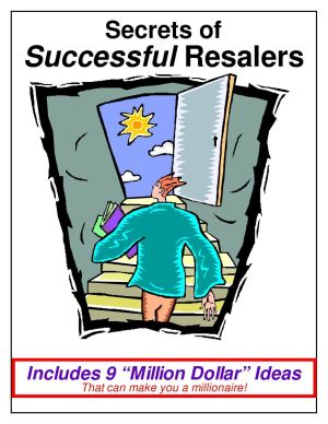 Secrets of Successful Resalers