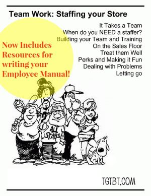 Staffing your Store PLUS Resources for your Employee Manual