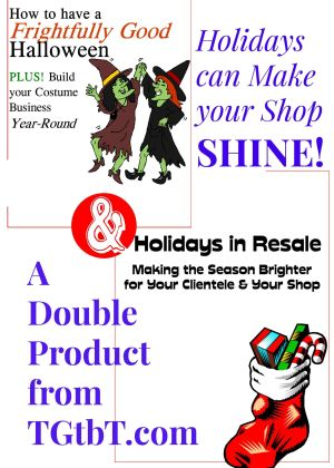 Halloween & Holidays in Resale Double Product