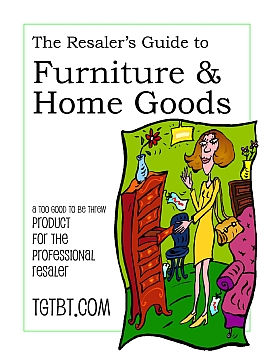 Furniture and Home Goods is a great consignment and resale store focus!