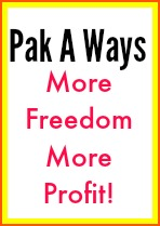 Pakaways: More Freedom, More Profit for Consignment, Resale, and Thrift Shops
