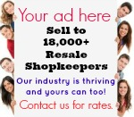 Advertise on the Premier Site for Resale Shopkeepers