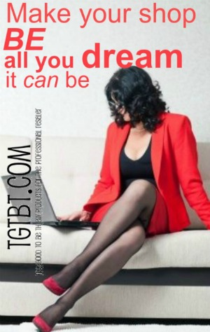 Make your consignment or resale shop BE all you dream it CAN be, with TGtbT.com