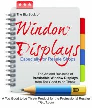 The Big Book of Window Displays Especially for Resale Shops
